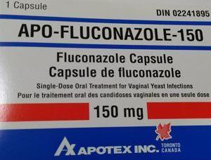 Apo Fluconazole 150 Mg Dlc Pharma